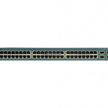 WS-C3560V2-48PS-S E