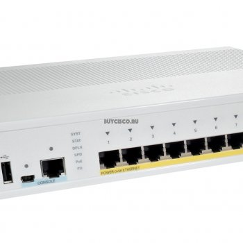 NEW WS-C2960C-8PC-L