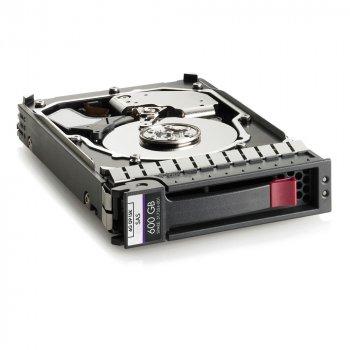 Жесткий диск HP 1TB 6G 7.2K 2.5 DP SAS HDD, 606020-001, 605835-B21
