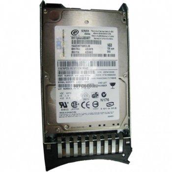 Жесткий диск IBM 146GB 6G 15K 2.5 SHS SAS 42D0678, 42D0677
